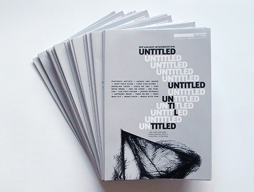 Untitled Poster-brochure